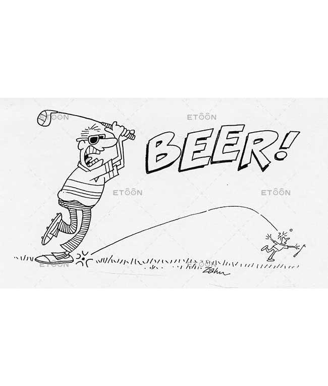Beer!: eToon cartoon for newsletters, presentations, websites, books and more