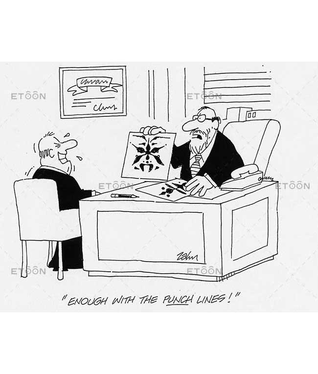 Enough with the PUNCH lines!: eToon cartoon for newsletters, presentations, websites, books and more