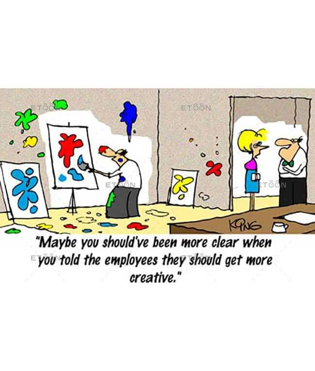 Maybe you shouldve been more clear...: eToon cartoon for newsletters, presentations, websites, books and more