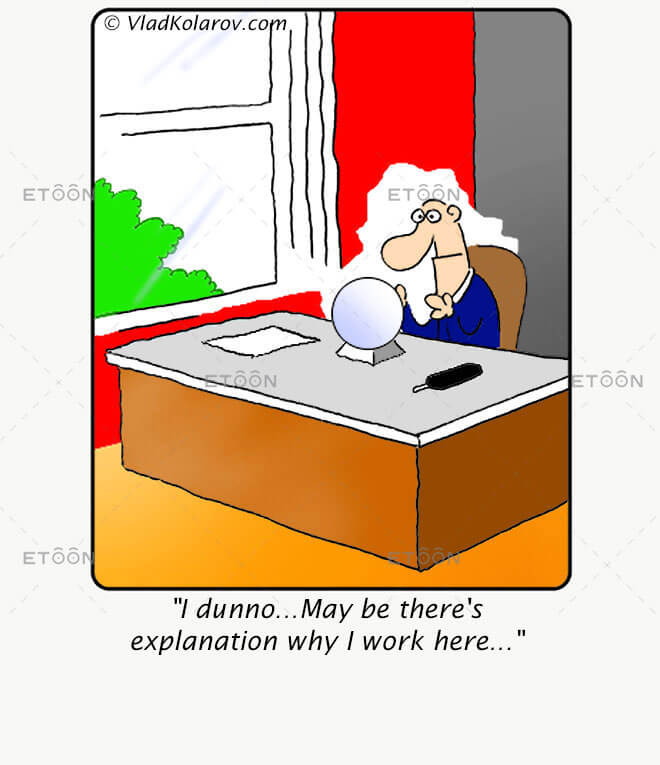 I dunno...May be theres explanation...: eToon cartoon for newsletters, presentations, websites, books and more