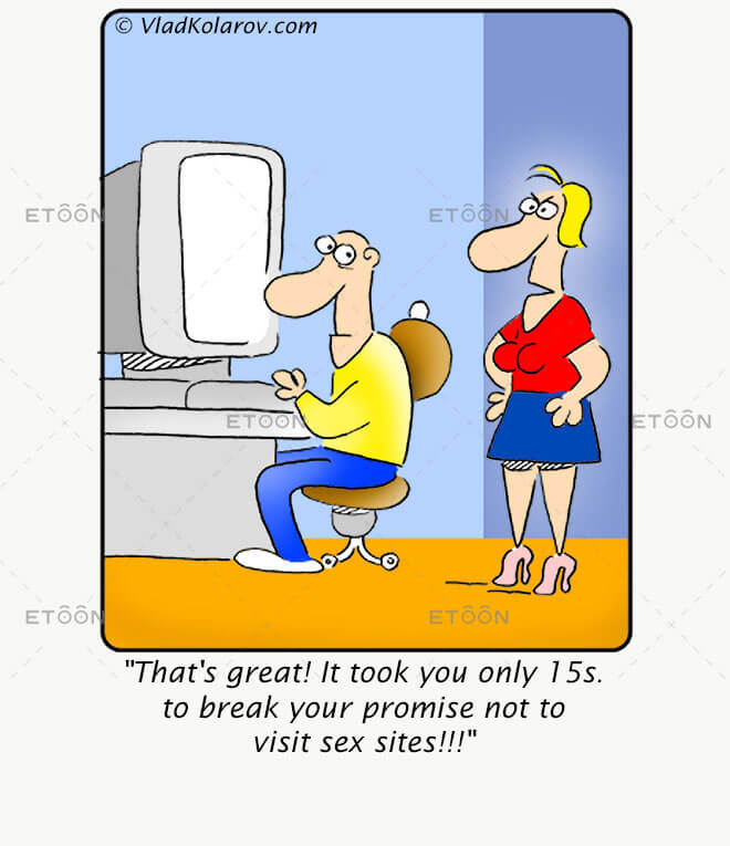 Thats great! It took you only 15s. to break...: eToon cartoon for newsletters, presentations, websites, books and more
