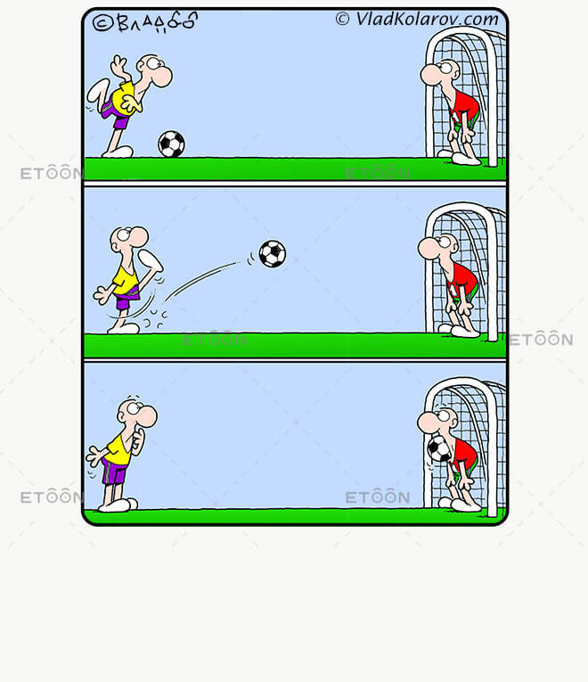 Cartoons: eToon cartoon for newsletters, presentations, websites, books and more