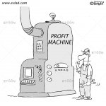 ...and thats how you make profit!: eToon cartoon for newsletters, presentations, websites, books and more