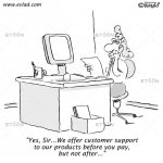 After several long hours of fighting against the odds...: eToon cartoon for newsletters, presentations, websites, books and more
