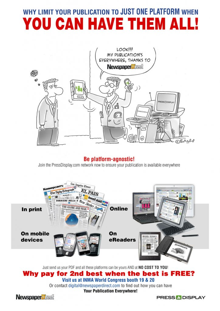 Cartoons for marketing and advertising: eToon cartoon for newsletters, presentations, websites, books and more
