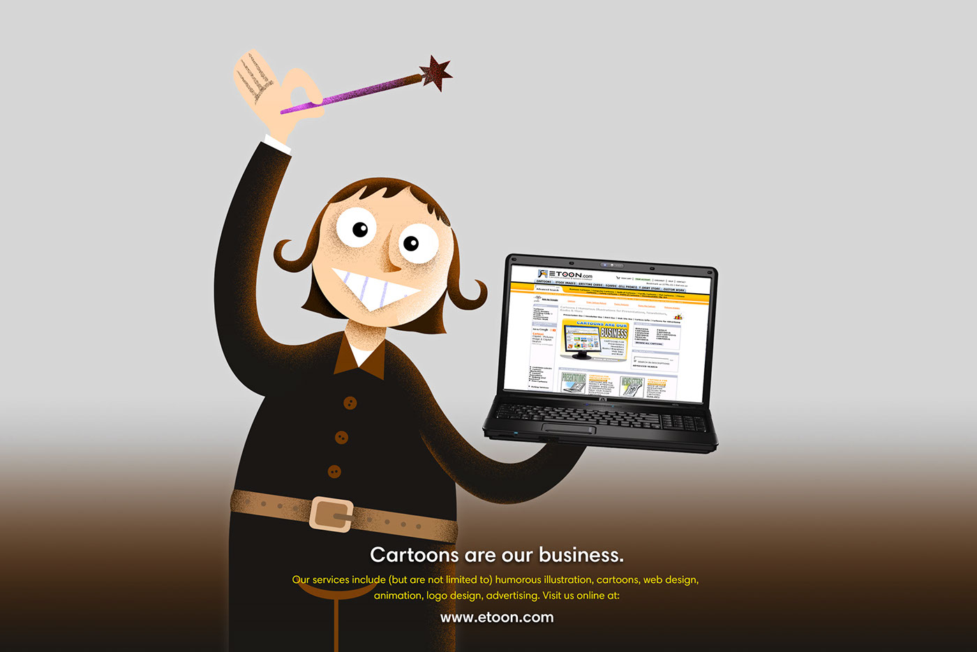 Cartoons for your business