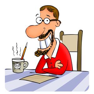Cartoonist profiles: Vlad Kolarov: eToon cartoon for newsletters, presentations, websites, books and more